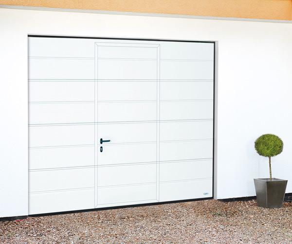 garagen nebent ren novoferm. Black Bedroom Furniture Sets. Home Design Ideas