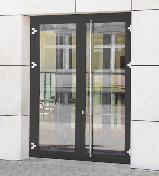 Aussentüren  Aluminium-Außentüren | Novoferm