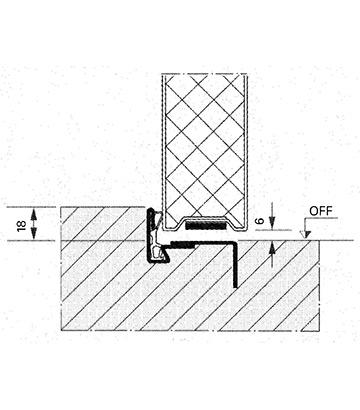 feuerschutzt ren h8 5 novoferm. Black Bedroom Furniture Sets. Home Design Ideas