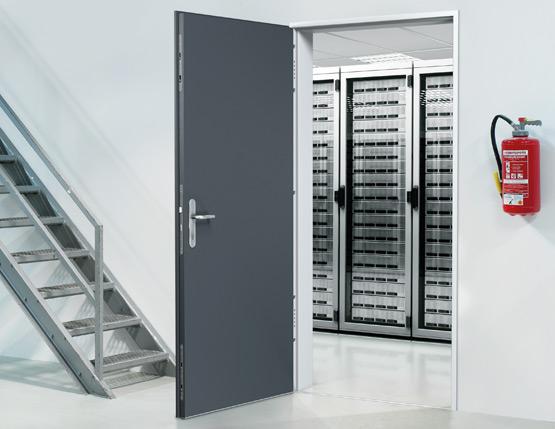 Sicherheitstüren  Sicherheitstüren | Novoferm