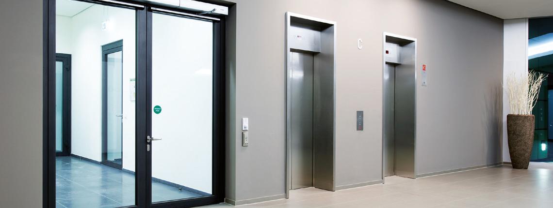 Aluminium-Außentüren | Novoferm