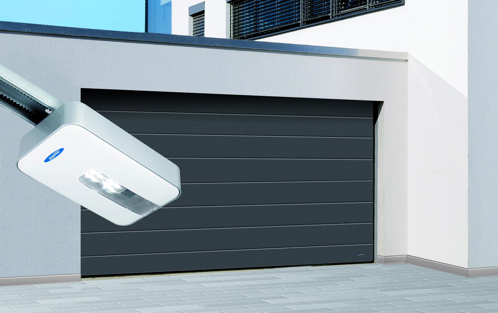 neue generation an garagentorantrieben | novoferm