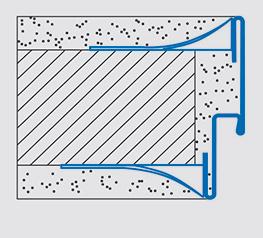 Stahlzargen Fur Mauer Und Standerwerk Zargen Von Novoferm