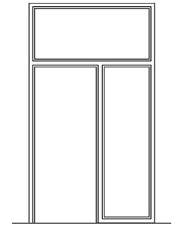 stahlzargen f r mauer und st nderwerk zargen von novoferm. Black Bedroom Furniture Sets. Home Design Ideas